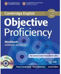 Objetive proficiency wb+cd without answers
