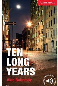 Ten long years cer1 ne