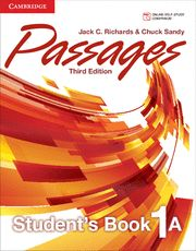 Passages level 1 student's book a 3rd edition