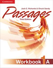 Passages level 1 workbook a 3rd edition