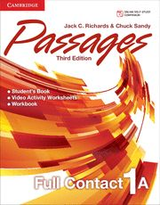 Passages level 1 full contact a 3rd edition