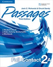 Passages level 2 full contact a 3rd edition