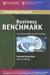 Business benchmark pre-intermediate st bec and bulats 2ªed