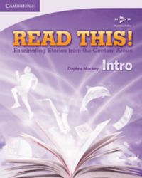 Read this! intro student's book