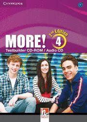 More level 4 testbuilder cd-rom/audio cd 2nd editi