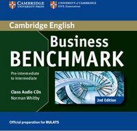 Cd clas business benchmark bulats pre-intermediate