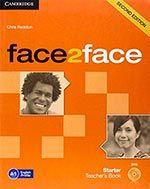 Face 2 face starter teachers+dvd 2ªed