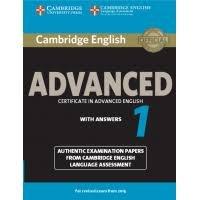 Cambridge cert.advanced e.revised 1 st+key 15