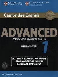 Cambridge c.advanced e.revised 1 self st 15 pk