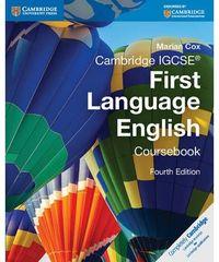 Cambridge first language english book 4ªed