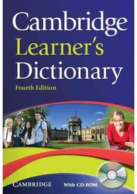 Cambridge learner's dictionary+cd 4ªed 13