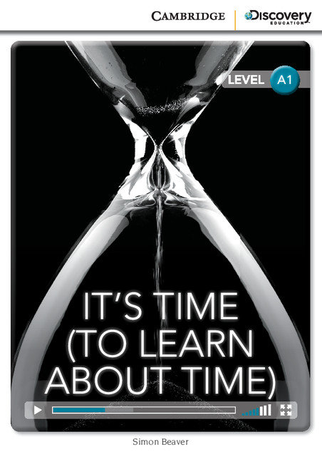 It's time (to learn about time) beginning book with online a