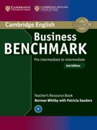 Business benchmark pre-intermediate to intermediate bulats a