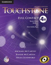 Touchstone level 4 full contact b 2nd edition