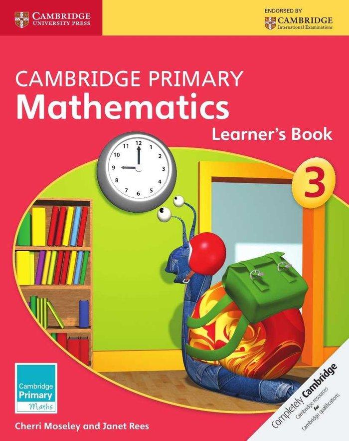 Cambridge primary mathematics stage 3 learner's bo