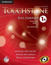 Touchstone level 1 full contact a 2nd edition