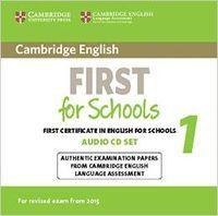 Cambridge first schools updated 1 cd 14