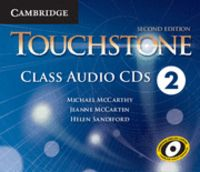 Touchstone level 2 class audio cds (4) 2nd edition