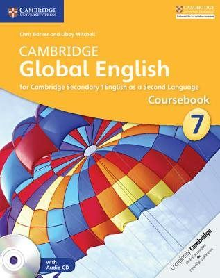 Cambridge global english stage 7 sb cd