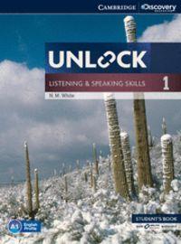 Unlock level 1 listening and speaking skills student's book