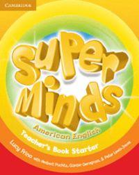 Super minds american english starter teacher's book