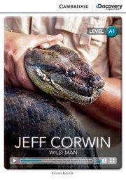 Jeff corwin wild man beginning book with