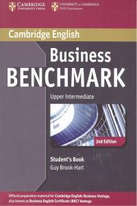 Business benchmark upper intermediate st 2ªed