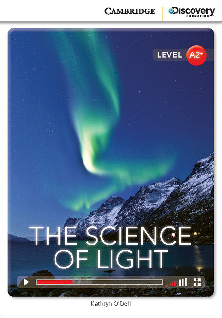 The science of light low intermediate book with online acces