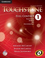 Touchstone level 1 full contact 2nd edition