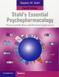 Psicofamacologia esencial de stahl bases neurocientificas