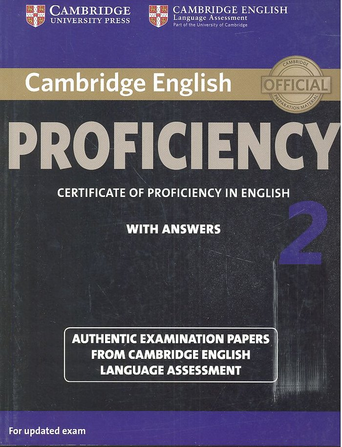 Proficiency 2 st with answers 15