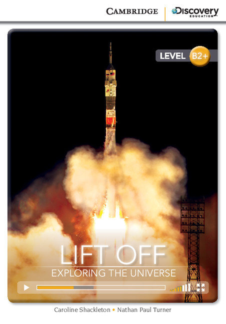 Lift off exploring the universe high intermediate book with