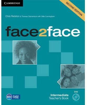 Face2face intermediate teacher +dvd 2ªed