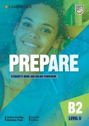 Prepare 2ªed.st and online workbook level6