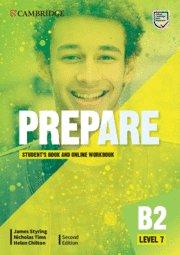 Prepare 2ªed.st and online workbook level 7