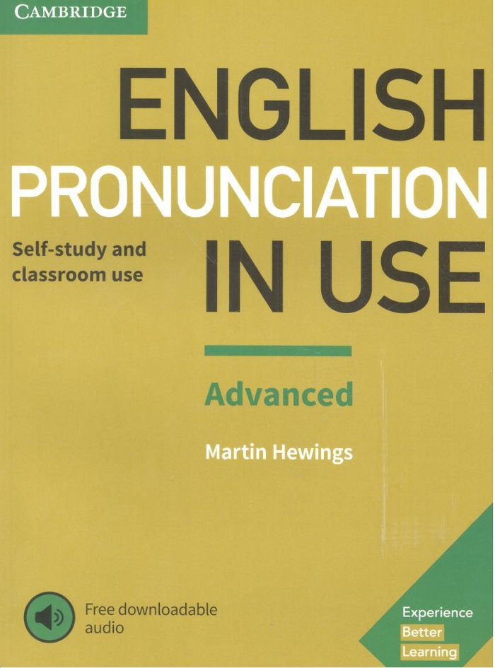 English pronunciation use advanced key/download audio