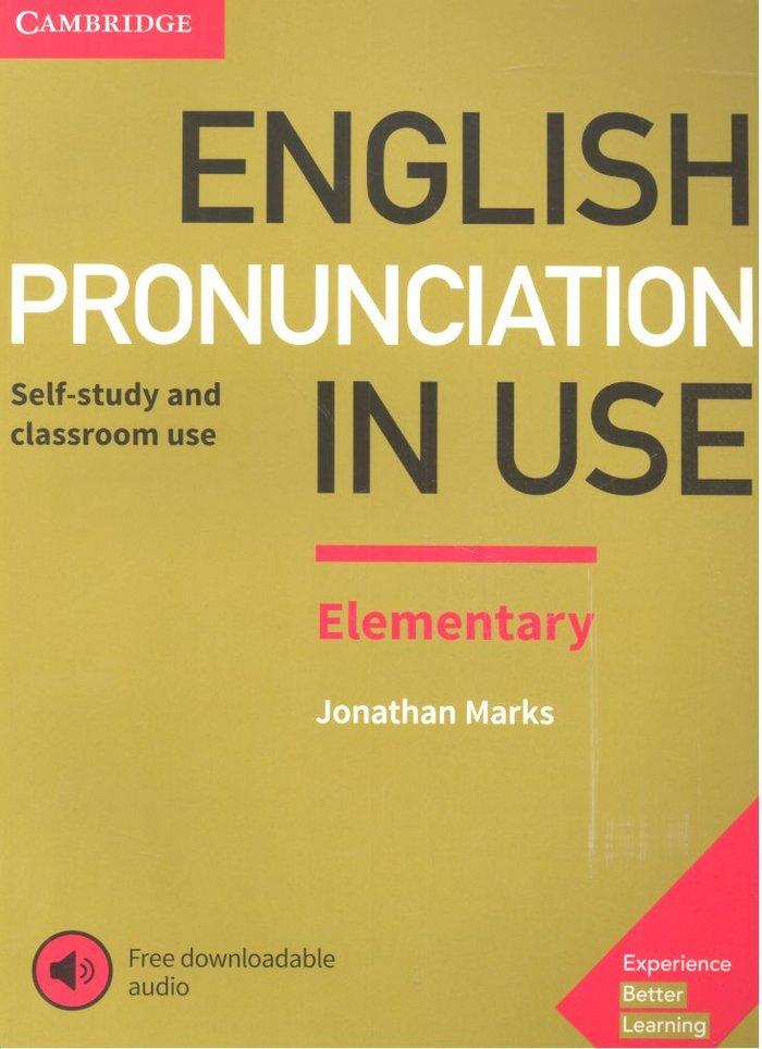 English pronunciation use elementary key/download audio