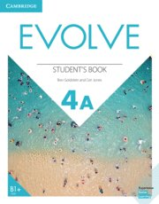 Evolve. student's book. level 4a