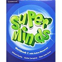 Super minds 1ºep wb 17 pack grammar booklet