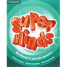 Super minds 3ºep wb 17 pack grammar booklet