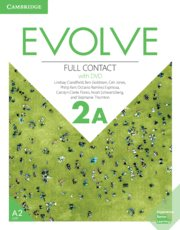 Evolve 2a full contact with dvd 20