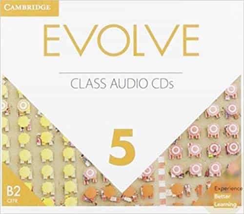 Evolve level 5 class audio cds