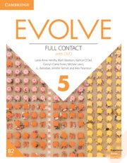 Evolve. full contact with dvd. level 5
