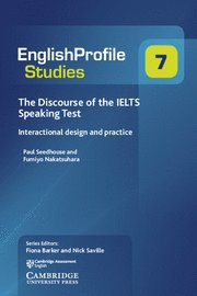 The discourse of the ielts speaking test. the discourse of t