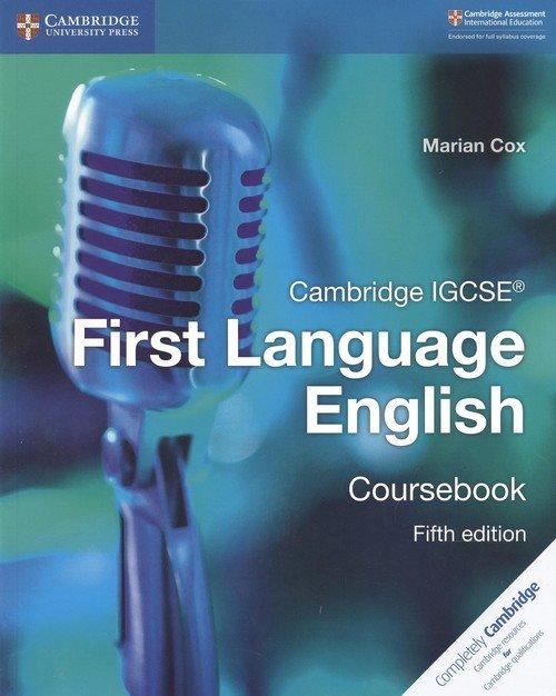 Cambridge igcse first english course 5ªed.