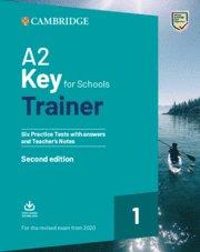 A2 key schools trainer 1 revi.exam 20 w/answ.+teac