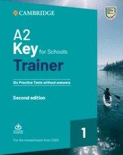 A2 key schools trainer 1 rev.exam 20 w/o ans.+down