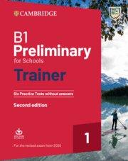 B1 prelim.schools trainer 1 revis.exam 20 w/o ans.