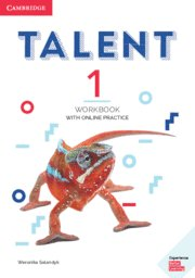 Talent. workbook with online practice. level 1