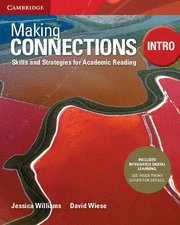 Making connections second edition. studentÆs book with integ